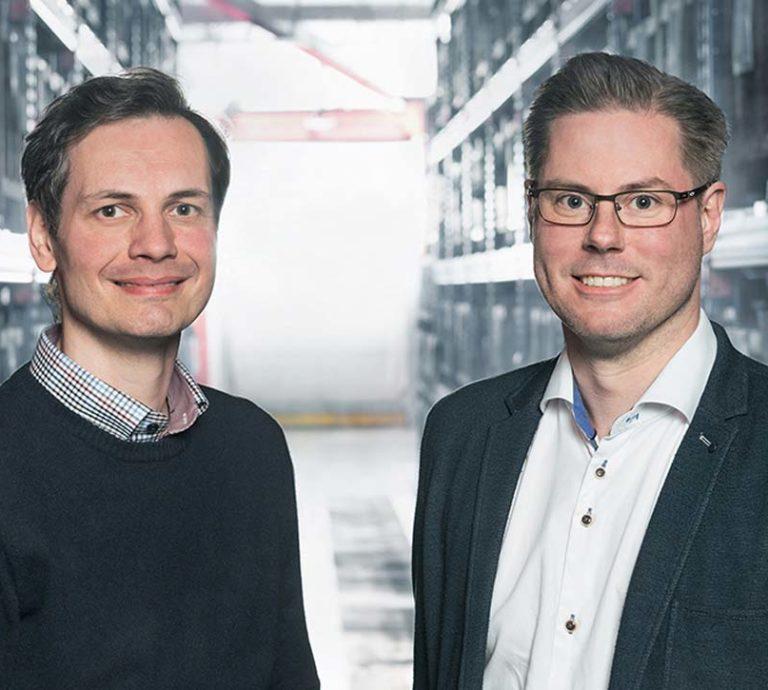 CEOs Michael Mally Volker Knapp